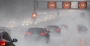 Amende: s'Applique la Limitation de vitesse, même après la sortie de l'Autoroute d'Accès?