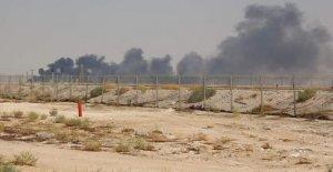 Arabie Saoudite: la production de Pétrole s'arrête après Drohnenangriff pour la Moitié d'un