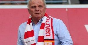 Bayern: en Raison de la Nouvelle – Hoeness et Rummenigge d'attaquer l'ALLEMAGNE!