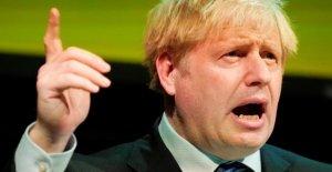 Brexit-Boris sur lui - Jamais en colère, Hulk, plus Hulk