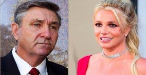 Britney Spears: Père Jamie Spears reste maintenant, mais son Tuteur!