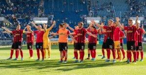 Bundesliga: SC Fribourg dans le Tableau déjà contre le Bayern Munich