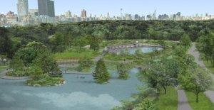 Central Park, à New York, reçoit la nouvelle de la Piscine et de la Patinoire