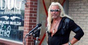 Duane Dog Chapman (66): TV-Chasseur de primes après des problèmes cardiaques Clinique