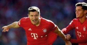 FC Bayern – 1. FC Cologne 4:0: Robert Lewandowski est de nouveau deux Buts
