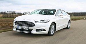 Ford Rappel pour cause de risque d'Incendie: Mondeo, S-Max et Galaxy concernés
