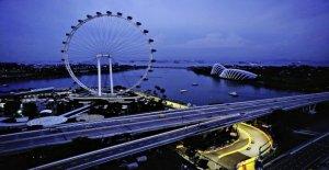Formule 1: Vettel, ne peut, à Singapour...