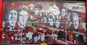 Formule 1 inside: Combien de temps dois-Ferrari souffrir? - Vue