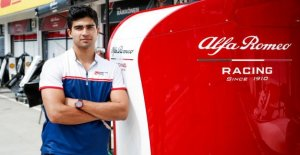 Formule 2: Correa après l'Horreur d'un Accident à Spa, d'un Coma apporté