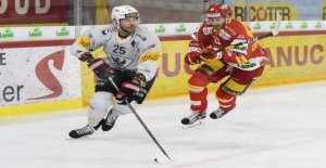 Fribourg-Stalberg dans le Temps avec l'Ex-ZSC-Coach Hartley - Vue