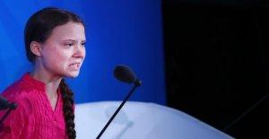 Greta Thunberg se plaint de l'Allemagne: la protection du Climat prétendument violé les Droits de l'enfant