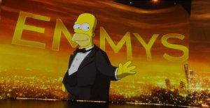 Homer Simpson: Culte Daddy pour les Emmys de Piano tué