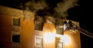 Idar-Oberstein (Rhénanie-Palatinat) - un Incendie dans un établissement médico – social 1 Morts, 21 Blessés