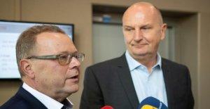 Koalitionspoker dans le Brandebourg: CDU-Chef ne croit plus en Kenya