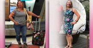 Konny Reimanns Femme: a Manuela 15 Kilos en 8 Semaines