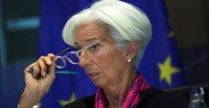 La BCE, la politique Monétaire: Menacent de nous avec Lagarde, encore plus Nullzins-Tours?