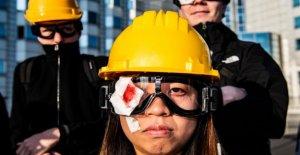 La chine intimide la tchéquie, les Manifestants pro - Pékin, l'Espion de l'Allemagne