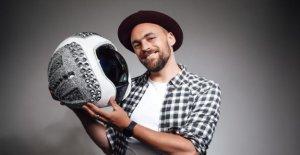Le coup le Star: Max Mutzke avec ischio-jambiers en Direct de la TÉLÉVISION!