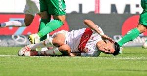 L'entraîneur Walter: Nous n'avons pas beaucoup d'Amis dans le Football - Drop-Attaque sur le VfB