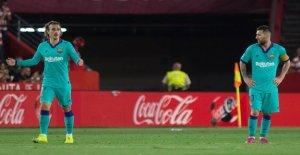 Liga: le FC Barcelone déshonoré au...