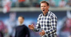 Ligue des Champions: Leipzig-Formateurs Nagelsmann mise sur Bayern-Tactique