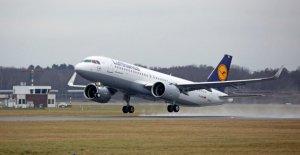 Lufthansa: A320neo vole sans Passagers à la dernière Série, Easyjet répondre