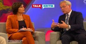Maischberger: Röttgen, met en garde contre Huawei: une Menace pour notre Souveraineté