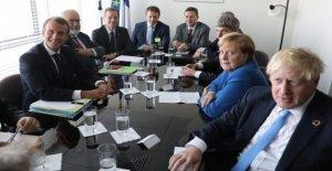 Merkel, Macron et Johnson: l'Iran est derrière l'Attaque sur les installations pétrolières saoudiennes