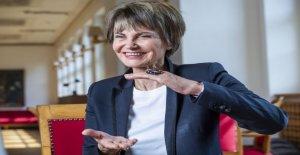 Micheline Calmy-Reys Plan de l'accord - Vue