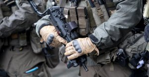 Mitraillette à Berlin, la Police manque: Politique, ne savait