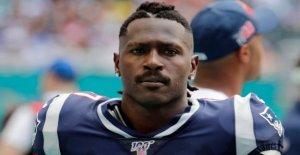 NFL: Antonio Brown annonce de Carrière à la Fin de Twitter