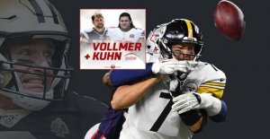 NFL: Football-Podcast de Sebastian Vollmer et Markus Kuhn