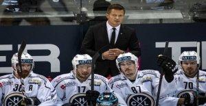 National League: Lugano-Coach Kapanen repose pas sur Klasen - Vue