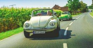 Officiellement: VW Beetle, avec moteur Électrique – premier tour de la Transformation de