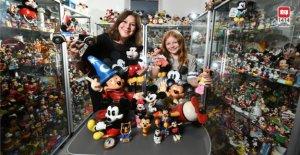 Petra (57) a 15 000 Figurines: Bienvenue dans la Maison de Mickey