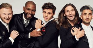 «Queer Eye», la Star de Jonathan Van Ness est VIH-Positive - Vue