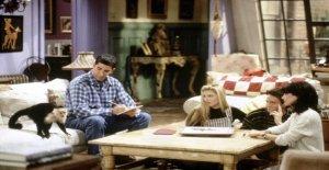 Quiz connaissez-vous bien la série culte Friends? - Vue