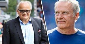 SC Fribourg: Christian Farce affectueux Ade de Boss Fritz Keller