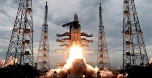 Sonde Chandrayaan-2 - Réussir lInde...