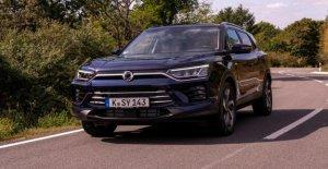 Ssangyong Korando: le Test de sous-estimer ce SUV n'est pas!
