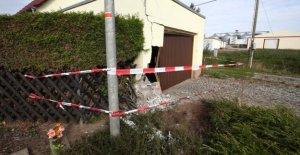 Terrible accident en Thuringe Tout un Village après SUV Accident est sous le Choc