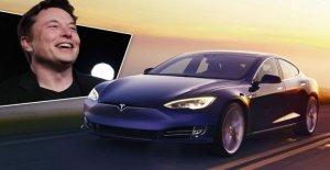 Tesla Model S sur le Nürburgring, c'est que Tesla Porsche Record à battre?