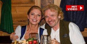 Thomas Gottschalk: Première Oktoberfest avec un nouvel Amour