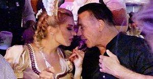 Till Lindemann et Verena Kerth: depuis...
