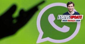 WhatsApp: Pose enfin vos Sonneries à partir de, bon sang!