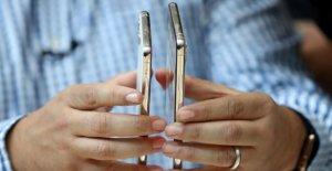 iPhone 11: Jusqu'à présent figé: Sommeille caché Fonction ?