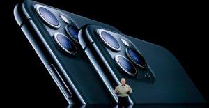 iPhone 11 Pro: à Partir de 1149€, trois Caméras