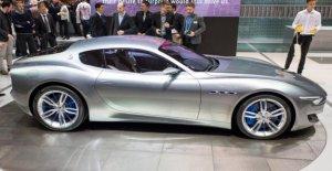 Alternatives d'Entraînement à partir de 2020, ce que le premier Électro-Maserati à partir de?