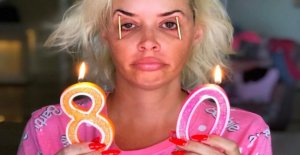 Daniela Katzenberger a Anniversaire: Elle est de 33 et se sent comme 80