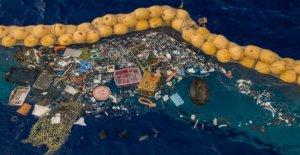 Ocean Cleanup: les Éboueurs de pêche avec succès en Plastique de la Mer